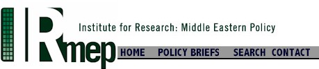 Institute for Research: Middle Eastern Policy, Inc.